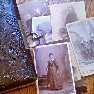 History of Photography and Old Family Photos by family tree video
